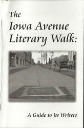 Iowa Avenue Liteary Walk